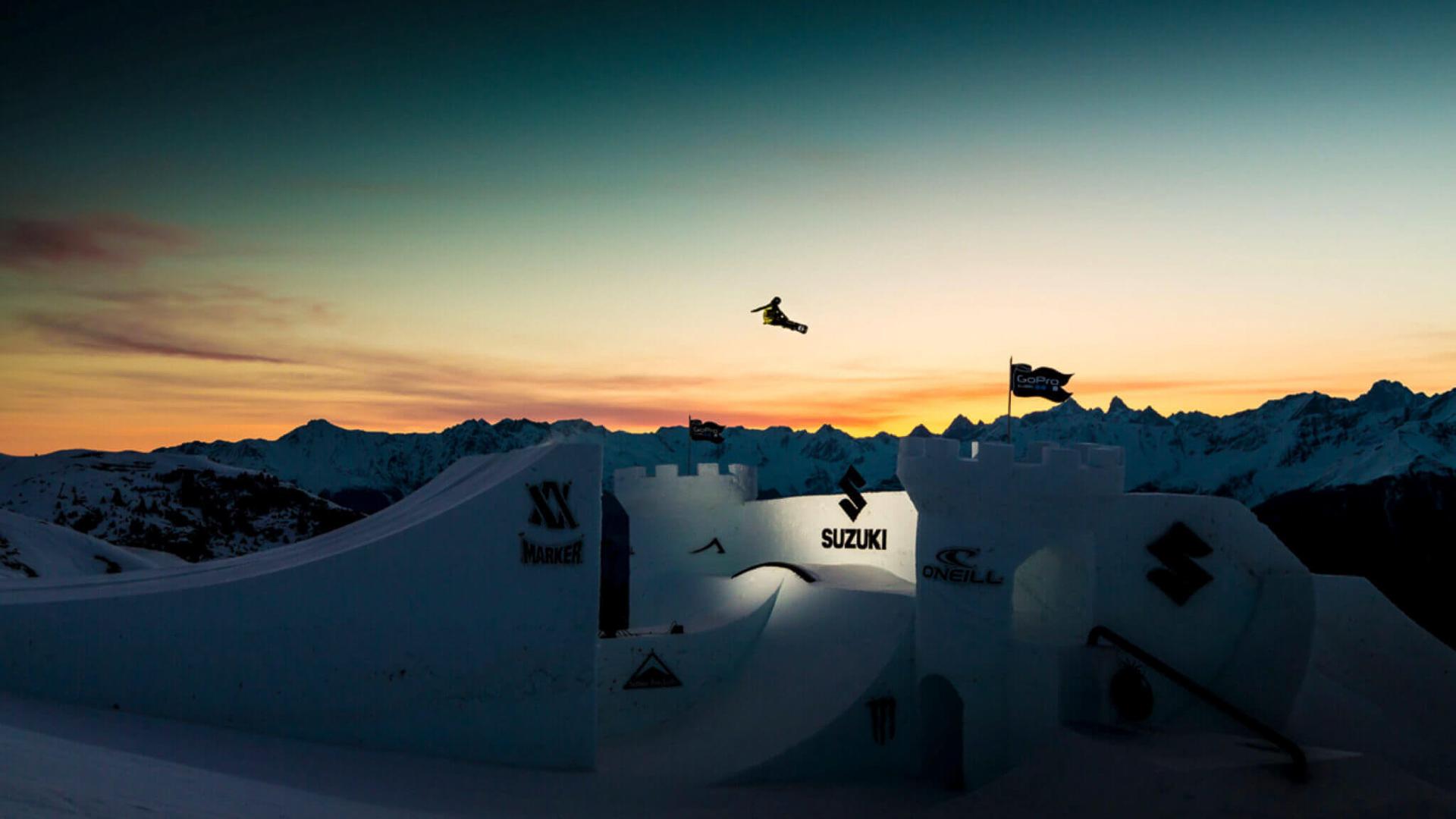 Sina Candrian GORILLA Snowboard