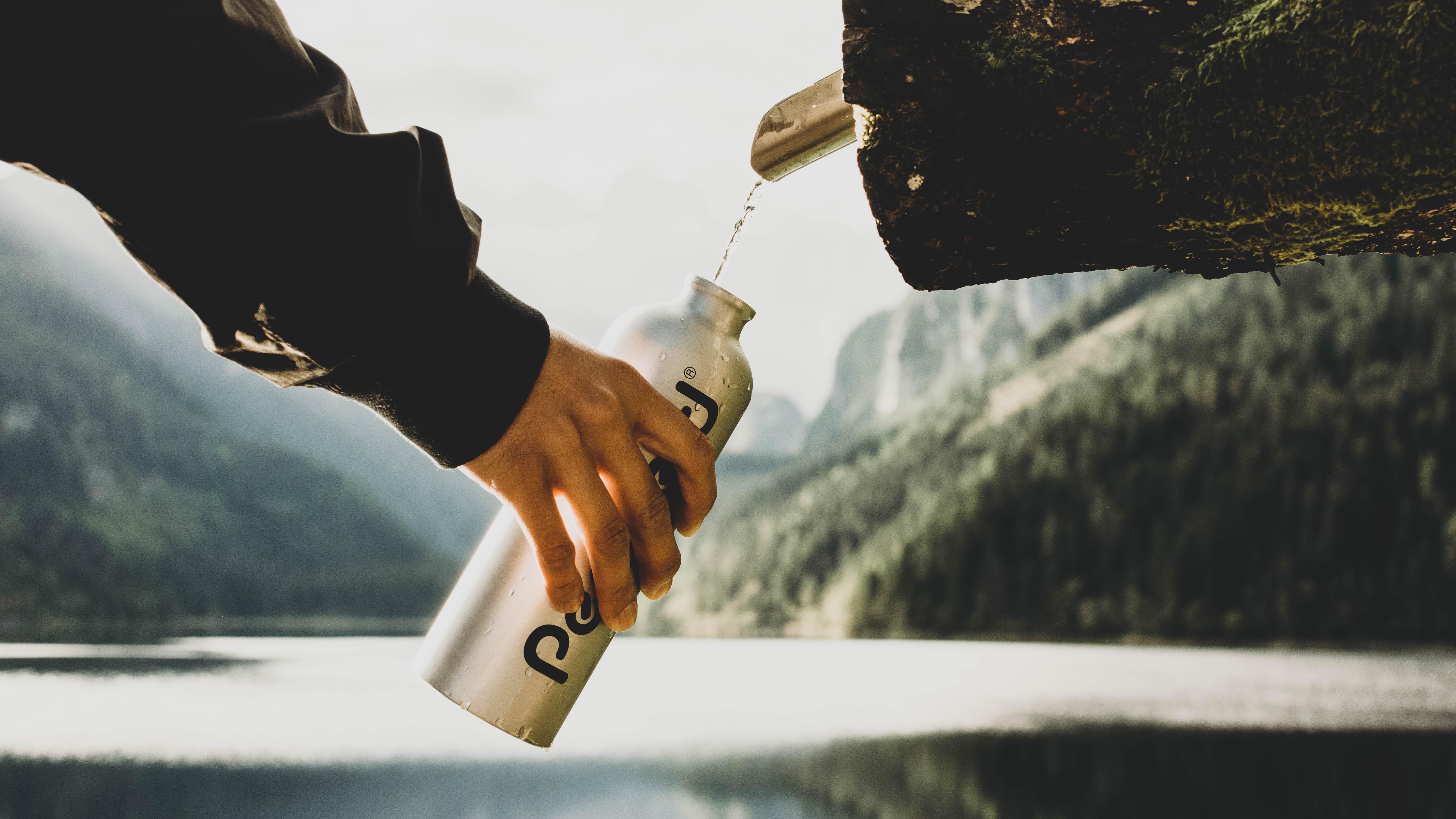 Wasserflasche_Plastik