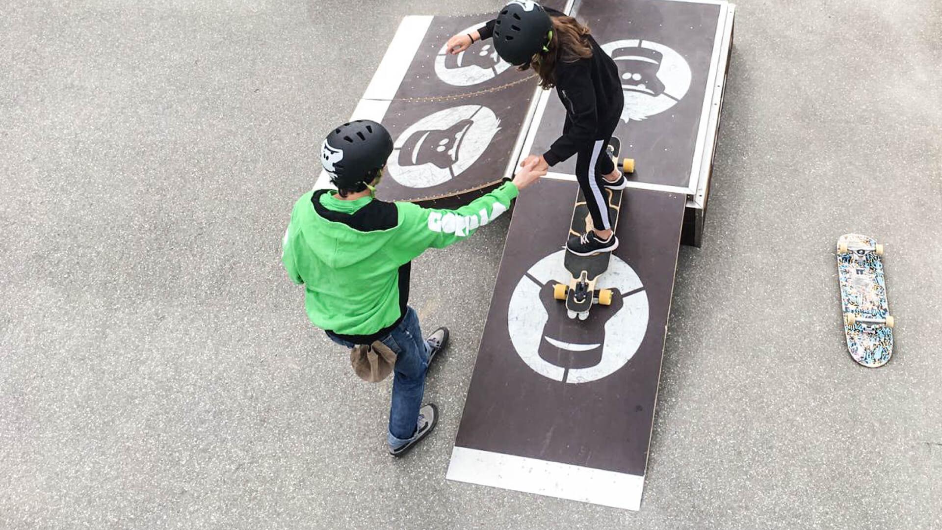 GORILLA Playground - jetzt testen!