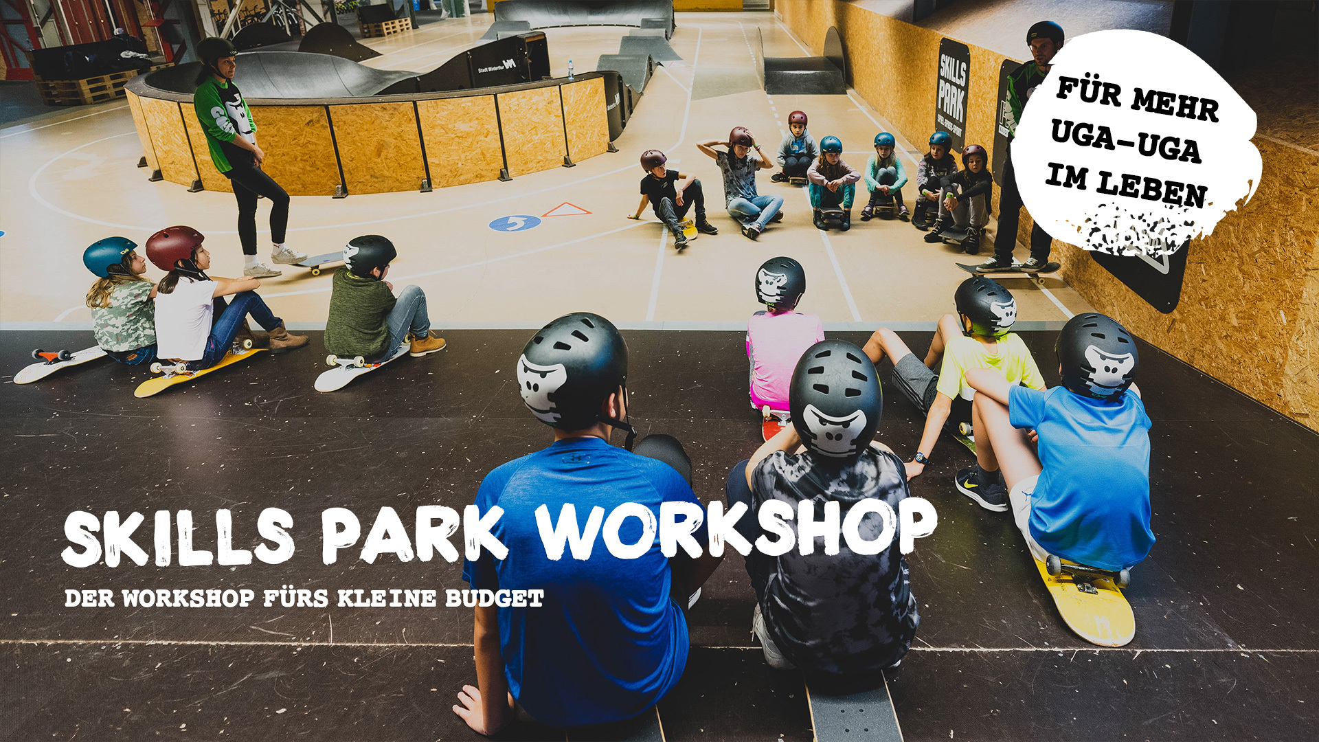 GORILLA Skills Park Workshop