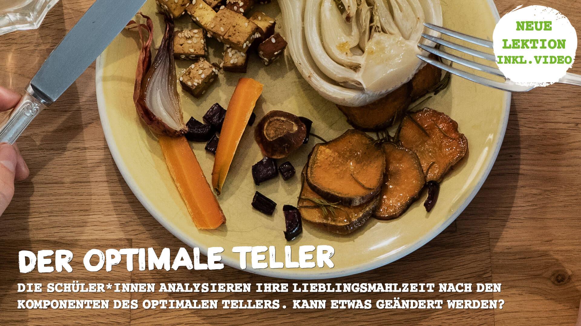 GORILLA Der optimale Teller